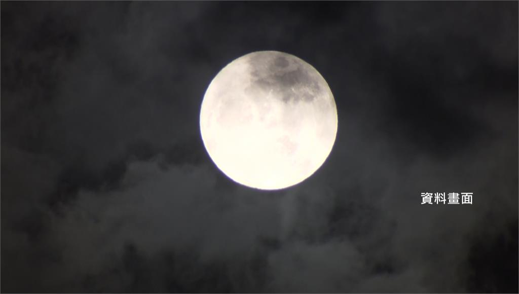 天文迷注意! 「藍月」、「木衛掩食」輪番上陣