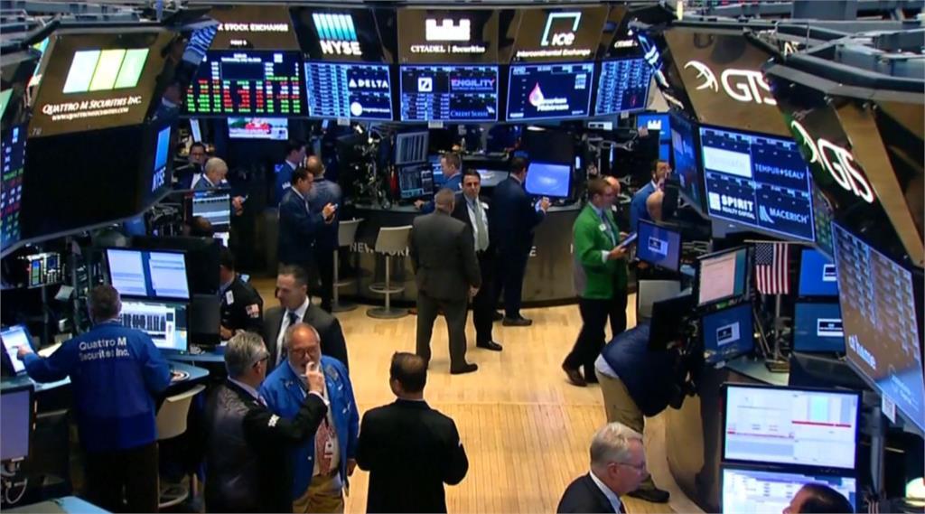 美股4大指數漲跌互見。圖/翻攝自AP Dorect(資料照)