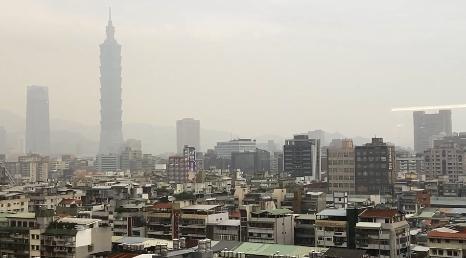 紅害頻頻拉警報!天空灰濛濛是霧還是霾?