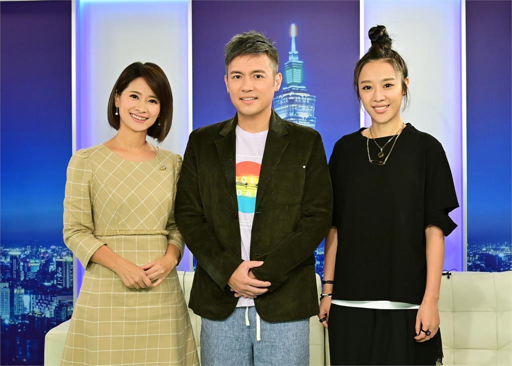 演員范逸臣、方宥心首次合作音樂舞台劇,在節目中暢談從歌手到演員的心路歷程。